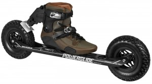Powerslide Nordic Grave Digger Trinity 200
